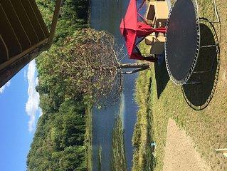 Lucerne sur le lac un endroit paisible en pleine nature sur le bord de l eau