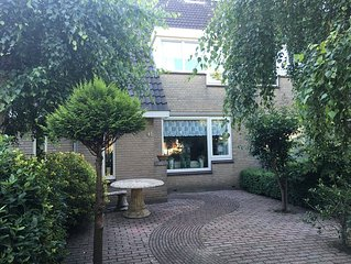 HOUSE for rent at 12km from Amsterdam, village OF KWAKEL