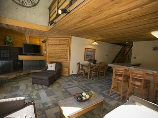 Discounted Iron Blosam Condo - Ski-in Ski-out January 20-27 ONLY - Sleeps 8
