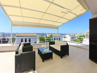 Apartments Petrcane - Two Bedroom Apartment, Slee