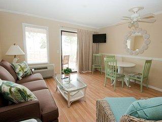Ocean Dunes Villas 213 - 1 Bedroom 1 Bathroom Oceanfront Flat