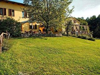 Villa in Traiana with 9 bedrooms sleeps 22