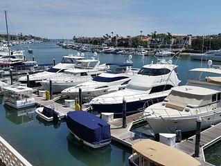 Newport Harbor Condo, Corona del Mar