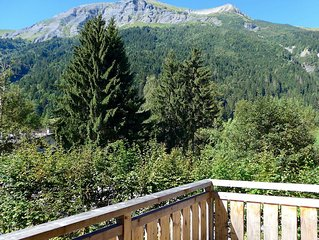 Chalet Whin offers a beautiful home from home experience in a stunning setting.