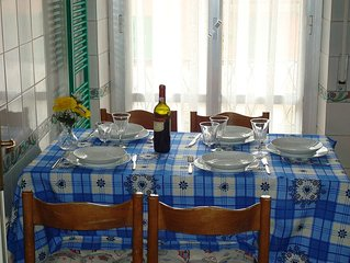 Splendido appartamento a due passi dal mare e dall'ospedale Gaslini e Boccadasse