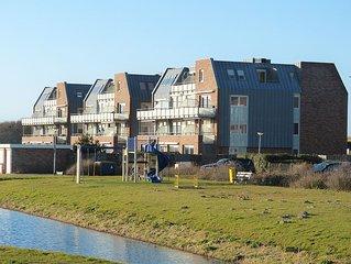 Luxus Ferienappartement 200M vom Strand und See entfernt ab € 310 TRAUMURLAUB.NL
