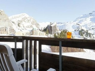 Beautiful apartment close to a ski school