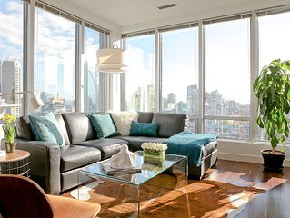 Posh, Modern, Condo In The Heart Of Downtown