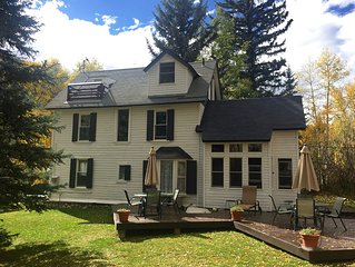CHARMING, VICTORIAN IN  QUAINT TOWN OF MARBLE, GREAT FAMILY HOME!