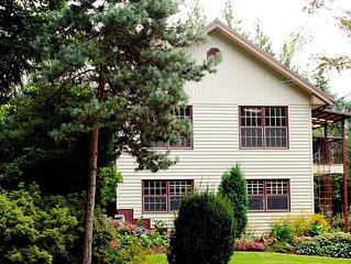 Harrison Hot Springs: South Garden Vacation Rental