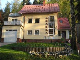 Ferienhaus Karpacz fur 5 - 10 Personen mit 5 Schlafzimmern - Ferienhaus