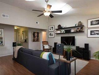 Cozy 3B2B Home in a Quiet Neighborhood with Great Amenities