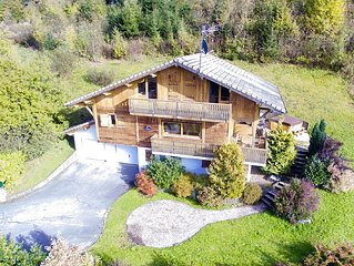 Chalet Chardon - Chalet for 10 people in Les Gets