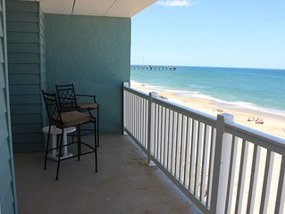 Pierview 304 - New Updates, Prime Weeks available - 2 BR Oceanfront Condo