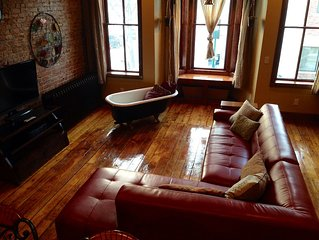 The Nest: Beautiful Apartment Style Lodging In The Heart Of Downtown Decorah.