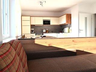 Salzburg: Apartment RIVERSIDE 3 fur 1 - 12 Personen