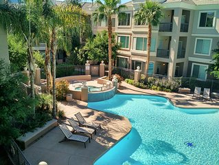 Downtown Luxury Tempe Condo, Great View, Resort Pool