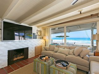 Oceanfront, Sleeps 16, Kid and Pet Friendly - 5 star (25 reviews)