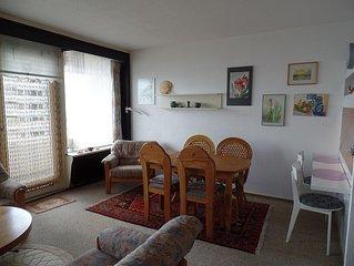 438 - einfache 2-Raum-Fewo mit Ostseeblick - 438 - 2-Raum-FEWO - Ferienpark