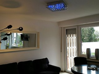 Your renovated one bedroom apartment with balcony