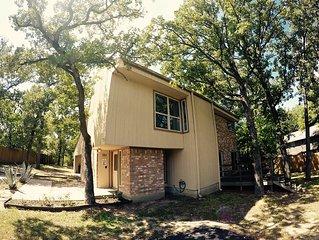Large home near to Texas A&M University. Big back yard. Sleeps up to 12