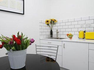 Suite 3 Belsize Park garden flat