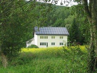 Ferienwohnung Homberg fur 4 - 6 Personen mit 2 Schlafzimmern - Ferienwohnung in