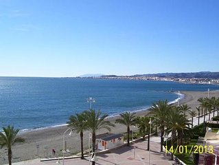 Apartment Algarrobo Costa 2 persons with 1 bedroom - Holiday