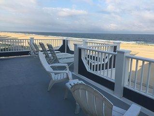 LBI Oceanfront. Beautiful! Views galore. Dine overlooking the dunes.
