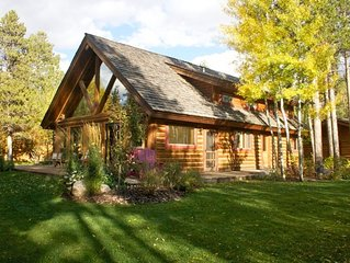 Cabin On The Creek Is Just Minutes From Teton Village