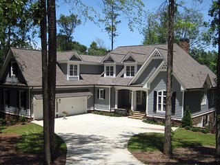 Golf Lovers / Lake Oconee Fun / Luxury Rental