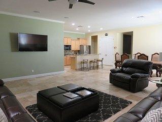 Open Floor Plan, Full Open Kitchen, Out Door Grill, Full Entertainment Back Yard