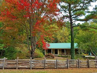 Luxury Cabin In The Woods - Operated By Beechwood Inn Bed And Breakfast Inn