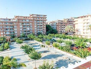 Iberica Rent Apartments / Patacona Beach