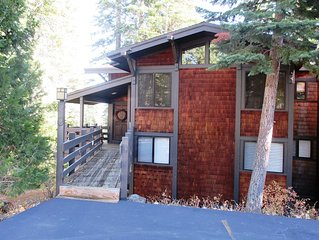 Townhome in Fantastic Forest Setting Rocky Ridge #120