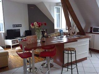 Appartement Blois-Chambord, idéal pour séjour entre amis ou en famille!