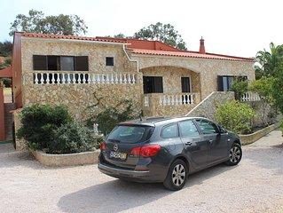 Villa für 8 (10) Personen an der West-Algarve