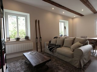 2 bedroom apartment for 6 people in the center of Kaysersberg quiet
