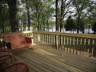 Eden Isle Vacation Home - Greers Ferry Lake
