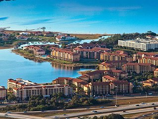 AMAZING RESORT ROOM NEAR ORLANDO MAJOR THEME PARKS DISNEY UNIVERSAL SEA WORLD