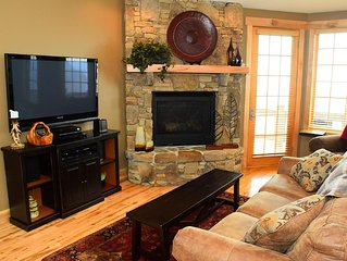 Seven Springs - Southwind Ski-in Ski-Out Mountaintop Townhouse