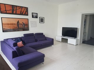 spacious newly renovated 4 room