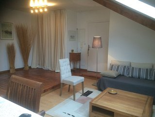 Appartement rouen BONSECOURS