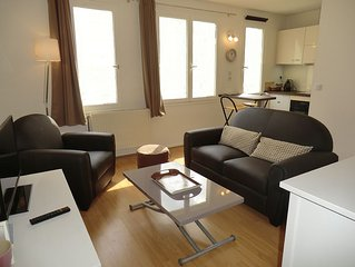 A SPACIOUS COMFORTABLE STUDIO APPARTMENT IN THE HEART OF MONTPELLIER