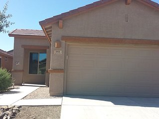55+ age restriction new 1431 Sq. Ft. House rental in Las Campanas subdivision.