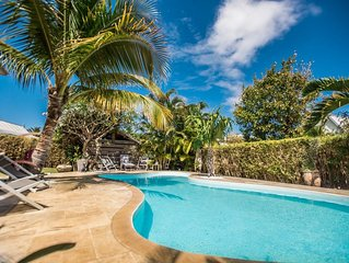 Tropical Villa Mas