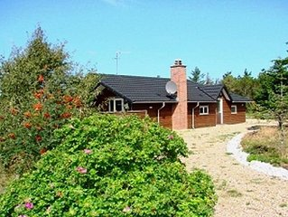Holiday home with wireless internet close to the fjord, lake and sea in Thy Nati