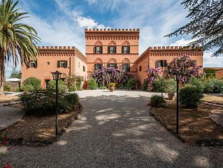 Villa Emilia,  your home in Tuscany for holiday's  without thoughts!