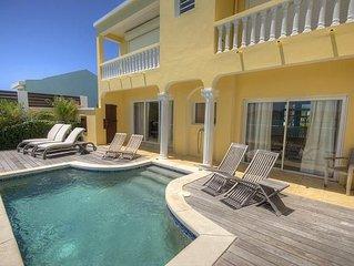 Villa Tara at Beacon Hill, Saint Maarten - Oceanfront & Pool