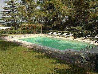 Villa degli Scoiattoli - Villa di 200 mq per 8/10 persone con parco e piscina